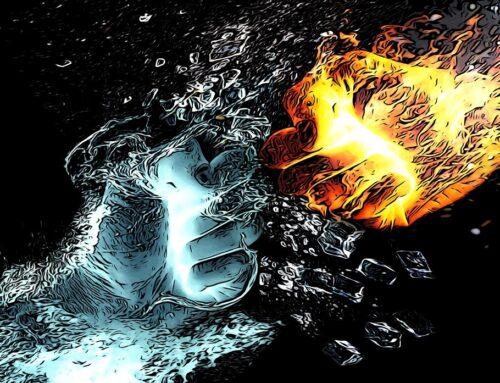 Kalte und heiße Konflikte