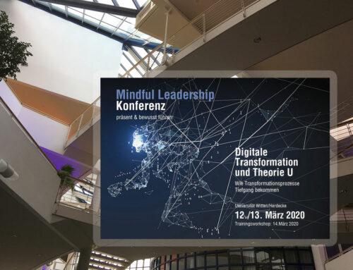 So war die Mindful Leadership Konferenz 2020(Tag 1)