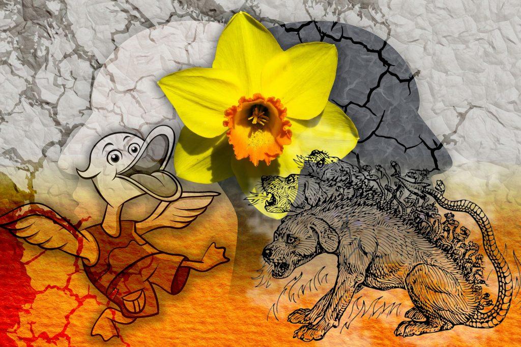 Der bipolar gestörte Narzisst und sein Umfeld