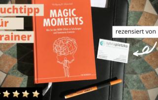 Rezension von Sylvia Pietzko: Magic Moments, Wolfgang Marschall