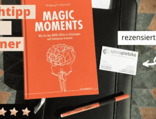Magic Moments: Buchrezension