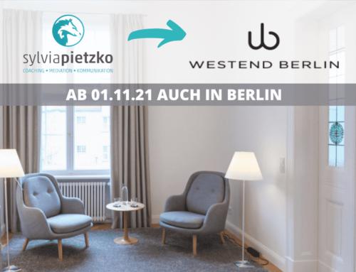 Jetzt auch in Berlin: neuer Standort im Westend